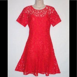 MICHAEL  MICHAEL KORS  Paisley Lace Dress